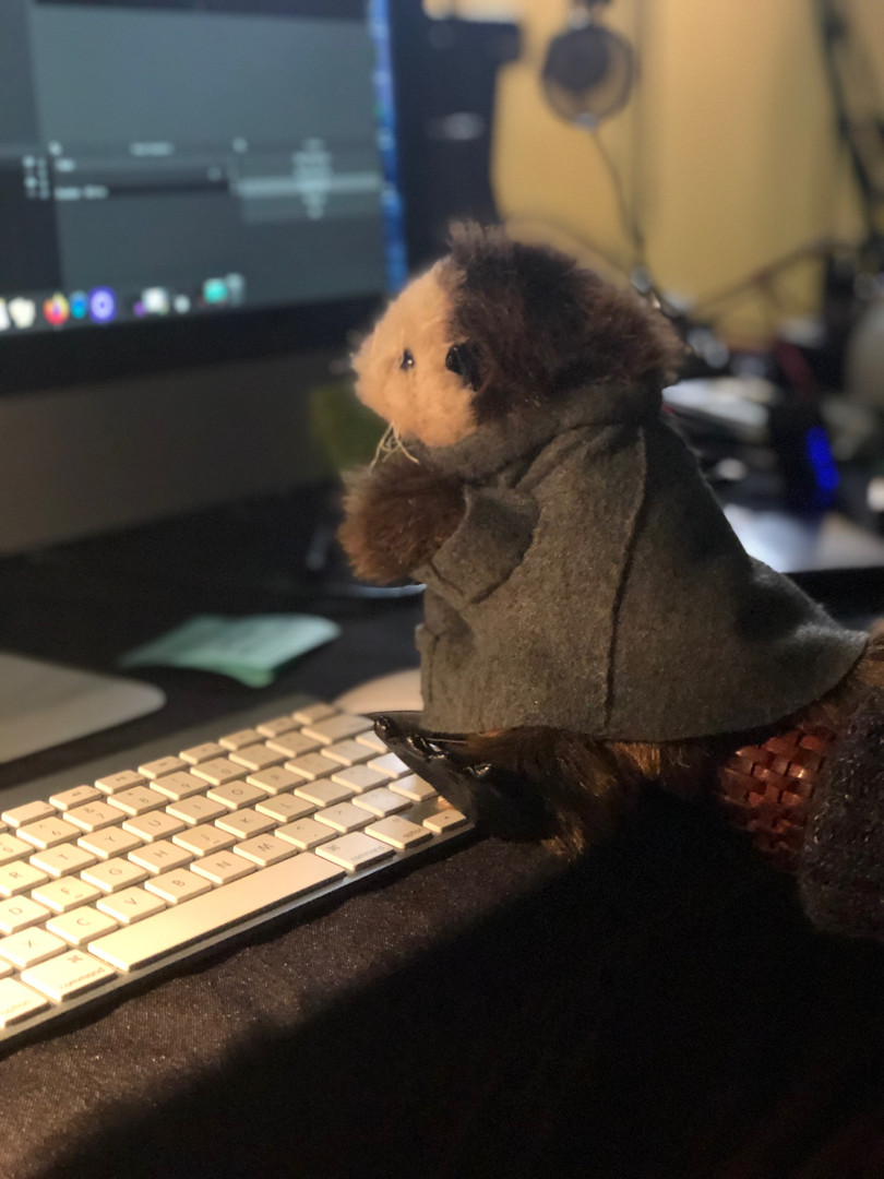 Victor Otter Oversees Production