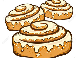 Mar 27 - Easter Bread and Cinnamon Roll sale