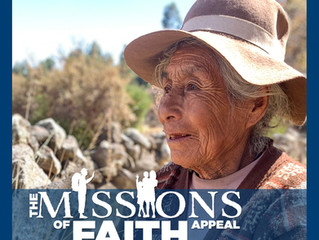 Missions of Faith Appeal