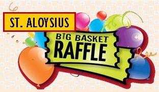 Now-Mar 21: St. Al Big Basket Raffle