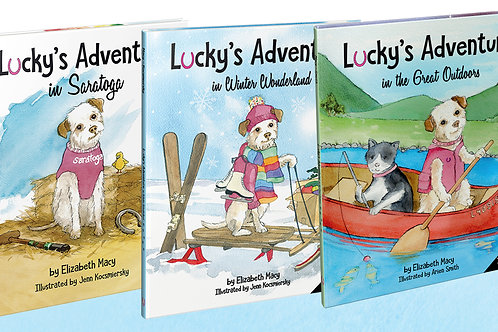 Lucky's Series- 3 books