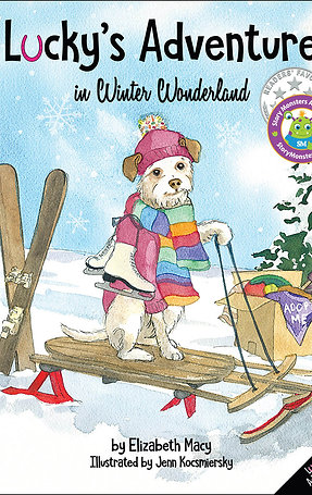 Lucky's Adventure in Winter Wonderland