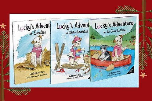 Lucky's Series- 3 books