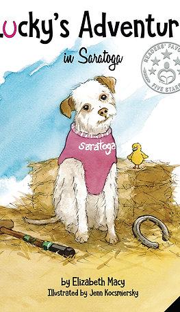Lucky's Adventure in Saratoga