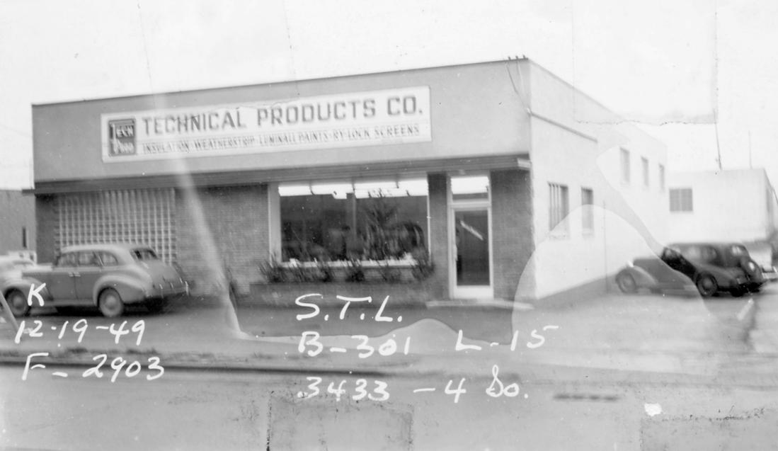 AMP SODO, office, 1949.tif