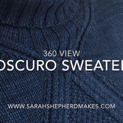 Oscuro Sweater 360 view