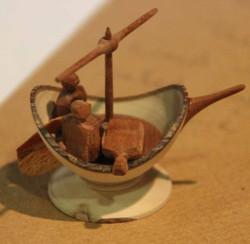 Richard Jardine Novice Miniature, Pear,