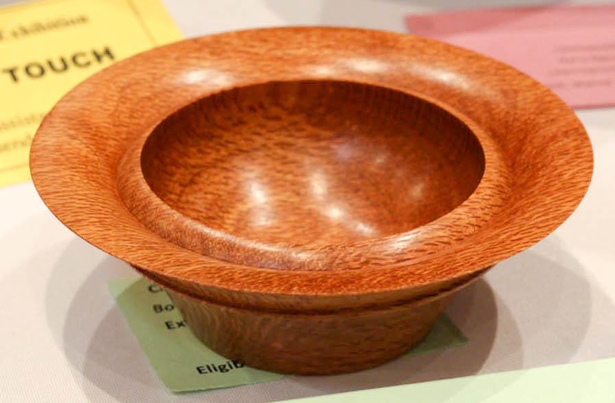 Eric Hillier - Novice Bowl less than 20cm