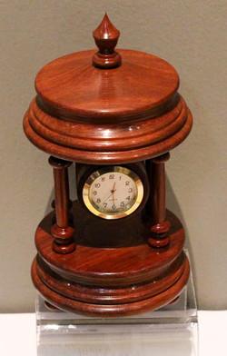 Frank Larsen - Novice Clock, 2nd Place