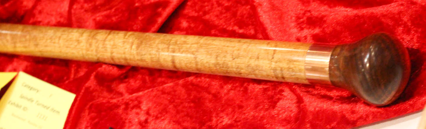 Jim Pagonis - Spindle Turned Item, 2nd Place