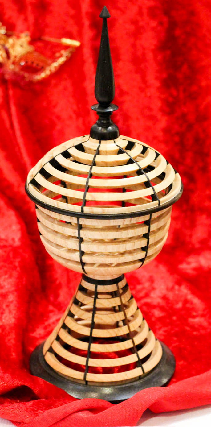 Cliff Walsh - Open spindle Turned Item
