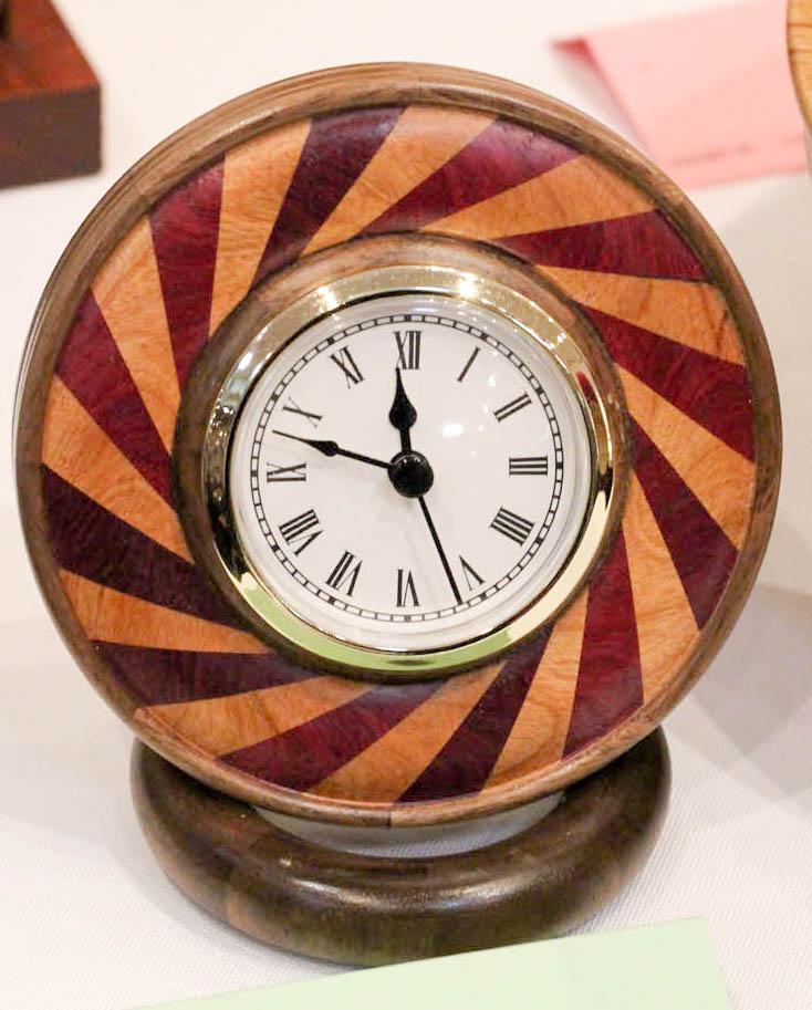 John Osborne - Novice Clock