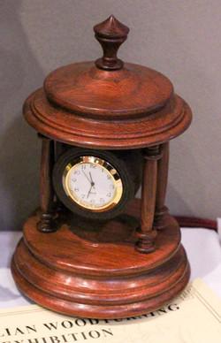 Eric Hillier, Novice Clock, Eq 3rd Place