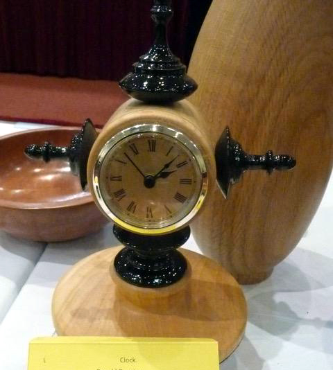 Ron Dunstan - Intermediate Clock