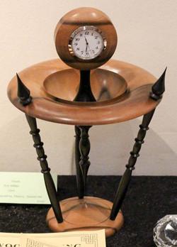 Eric Hillier - Novice Clock, 1st Place - Best Novice Equal First