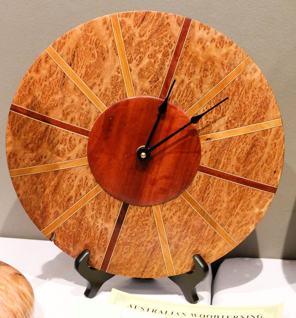 Ross Gabriel - Novice Clock, Eq 3rd Place