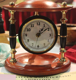 Cliff Walsh Mantle clock