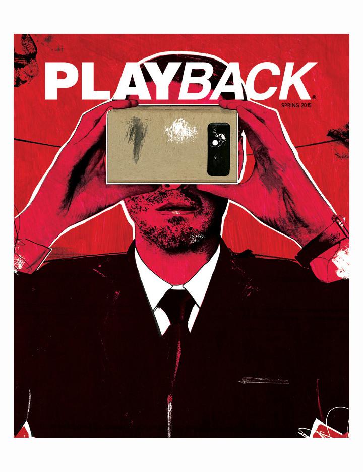 Playback Magazine Cover