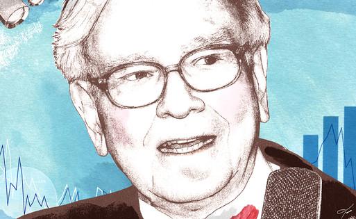 Warren Buffett -Barron's