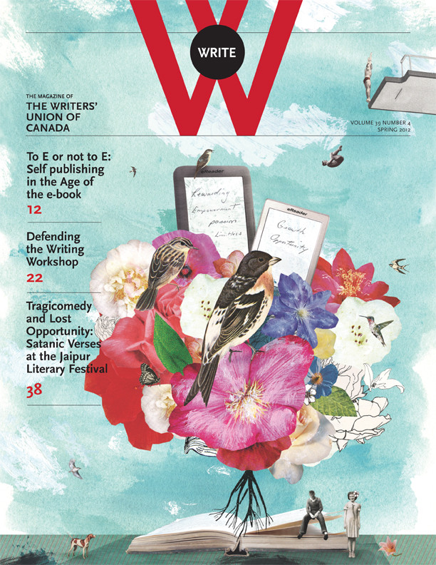 Cover for Write