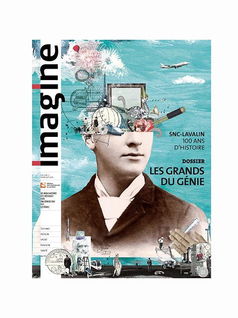 Imagine Magazine Cover