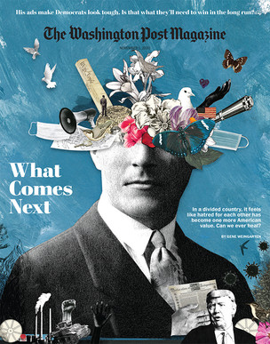 Wasington Post Cover
