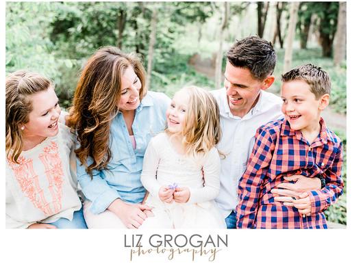 North Carolina Family Photographer | The Leonards 2016