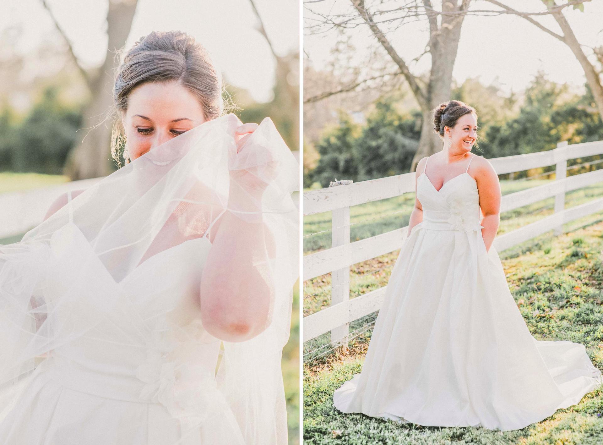 Hodkin Valley Farm Wedding