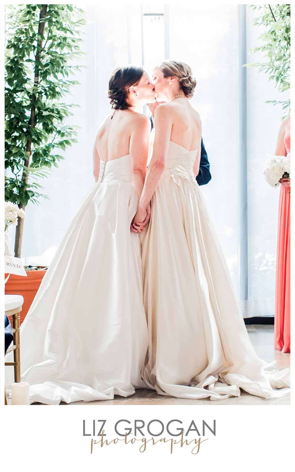 Proximity Hotel Wedding, Same Sex Wedding