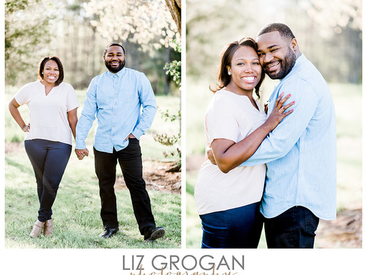Greensboro Wedding Photographer | Candace + Terry
