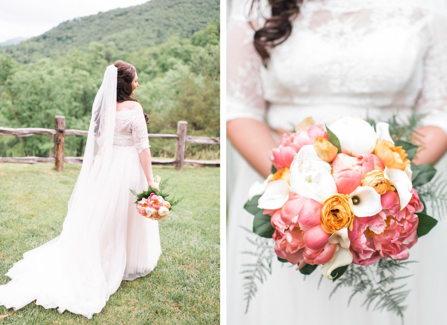 Castle LadyHawke Wedding NC Mountain