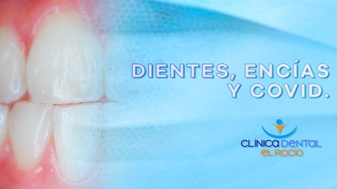 Salud dental, encías y COVID-19.