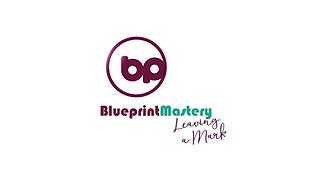 Blueprint Mastery עיצוב לוגו ל