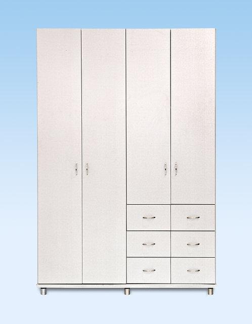 ארון דלתות דגם נופר