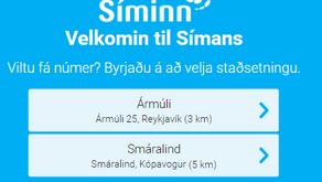 Snertilaus Þjónusta - Rafrænir Miðar