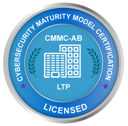 Approved: CMMC-AB Licensed Training Provider™