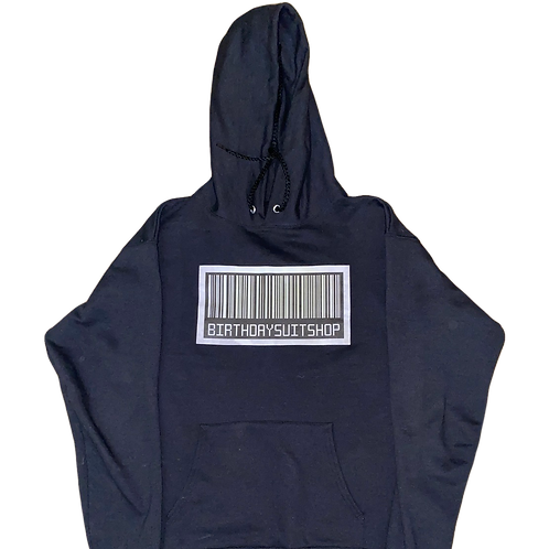Barcode Hoodie