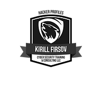 Security Awareness Training Hacker Profile Kirill Firsov