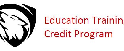 Corporate Training Credit Program
