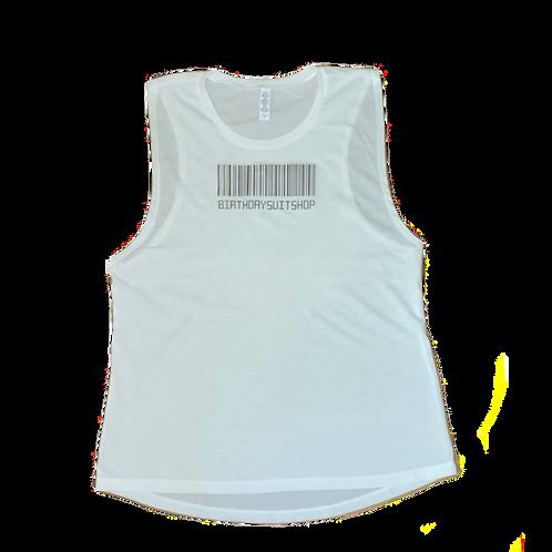 Barcode Muscle Tank