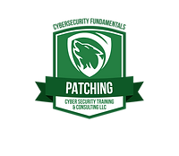 Security Awareness Training Patching