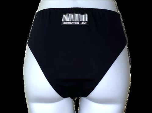 Barcode High Waist Panty