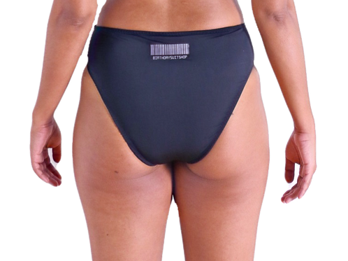 French Cut High Waist Bottom