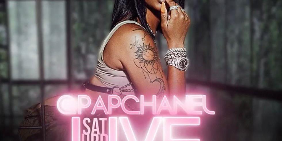 SaturdayLive presents Pap Chanel @ Medusa