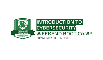 Introduction to Cybersecurity Boot Camp: Free Community Edition and Paid Business Edition