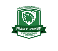 Security Awareness Training Privacy vs. Anonymity