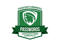Security Awareness Training Passwords