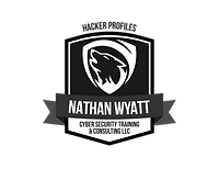 Security Awareness Training Hacker Profile Nathan Wyatt