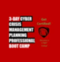 C2MP2 Cyber Crisis Management Planning P