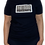 Thumbnail: Black Barcode Tee